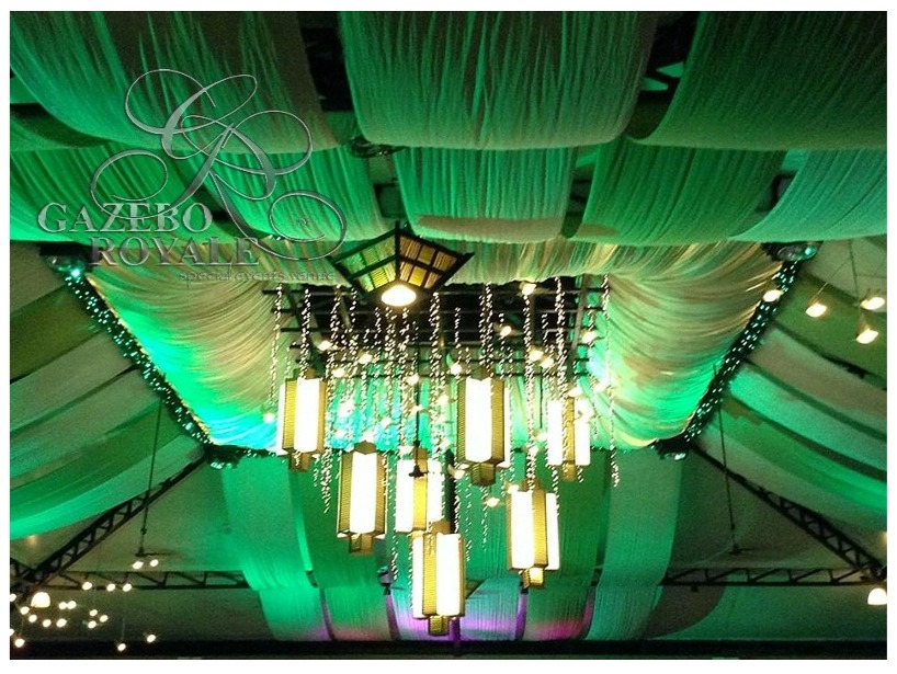 Mood set by the lighting inside Champagne Hall (6)