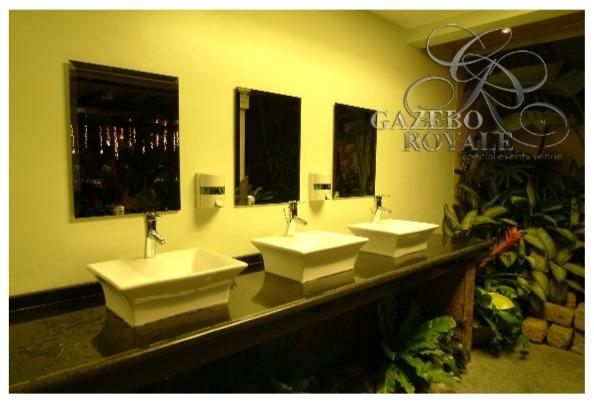 Public Male Restroom